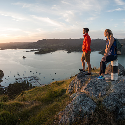 Whangaroa Harbour, North Island New Zealand Image credit: Alistair Guthrie