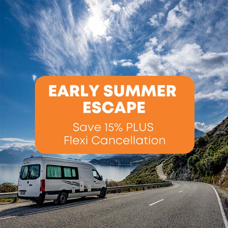 Early Summer Escape Holiday Special